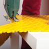 Dalle PVC clipsable