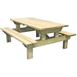 Table pique nique bois Hanovre