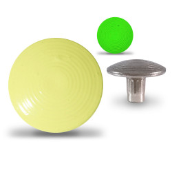 Pack 1000 clous podotactiles - Photoluminescent - Lumineo