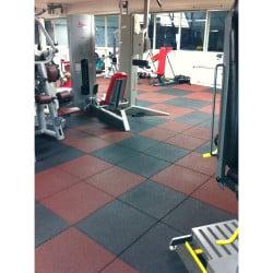 Dalle de sol amortissante Fitness & Salle de musculation