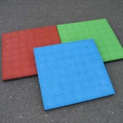 Dalle de sol amortissante Crèche & Halte garderie - 50 x 50 cm